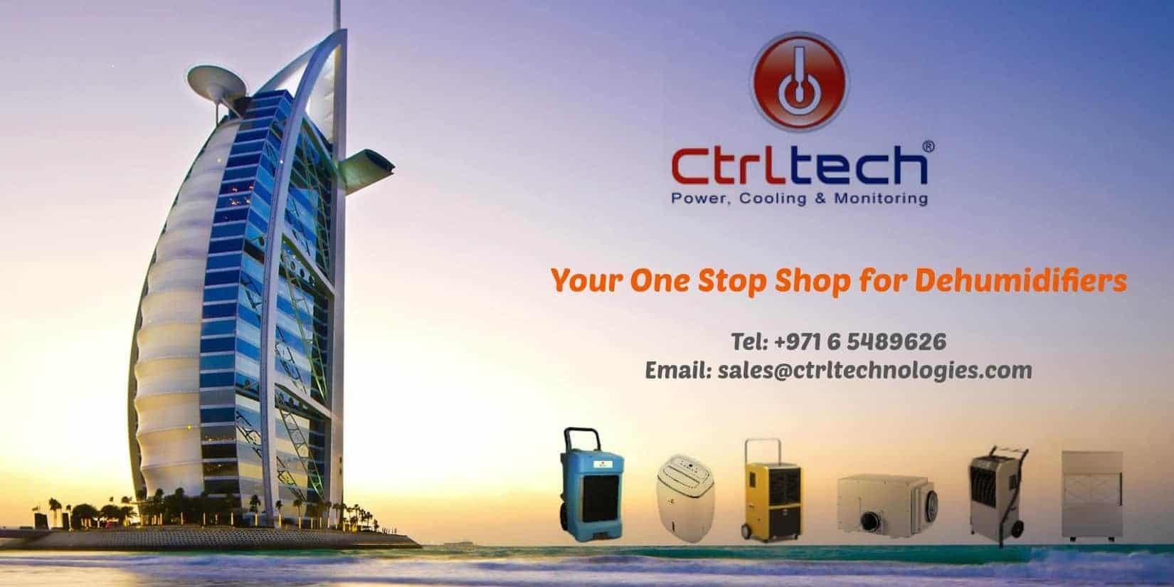 Dehumidifier Dubai, UAE for Dehumidification.