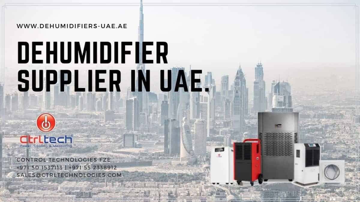 Dehumidifier Supplier in UAE, Qatar & Dubai.