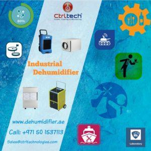 Industrial dehumidifier suppllier in Dubai, UAE. Qatar, Saudi Arabia, Oman and Bahrain.