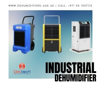 Industrial dehumidifier sale near me.