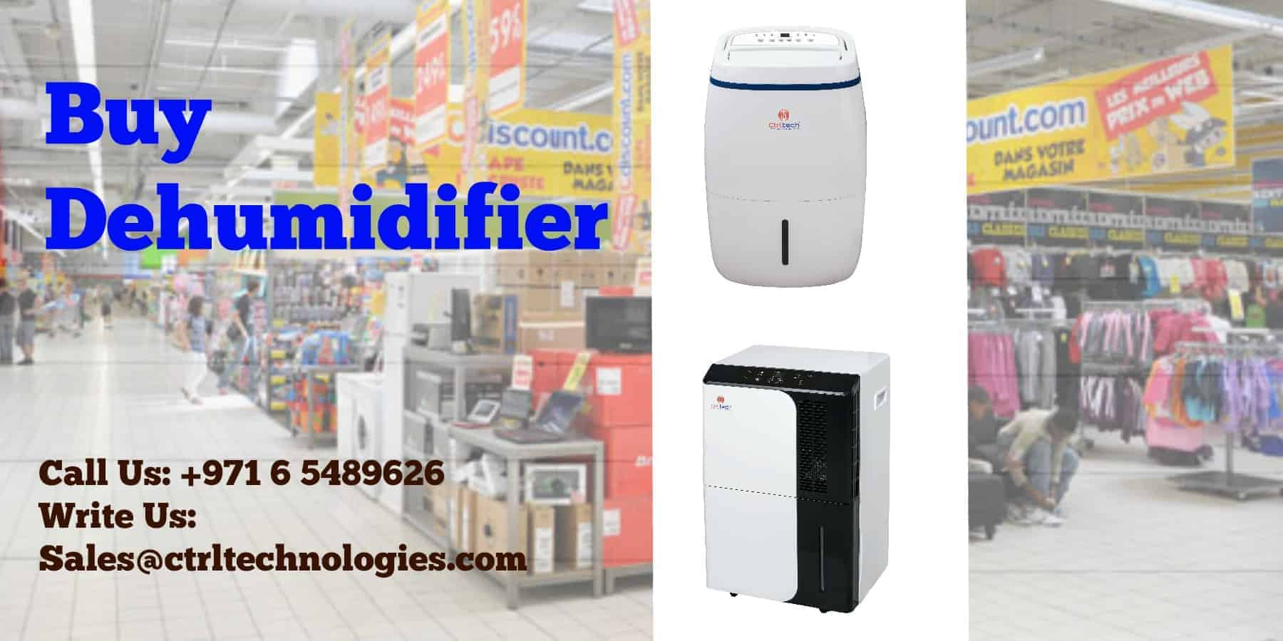 Dehumidifier Carrefour Dubai UAE for best Buy.