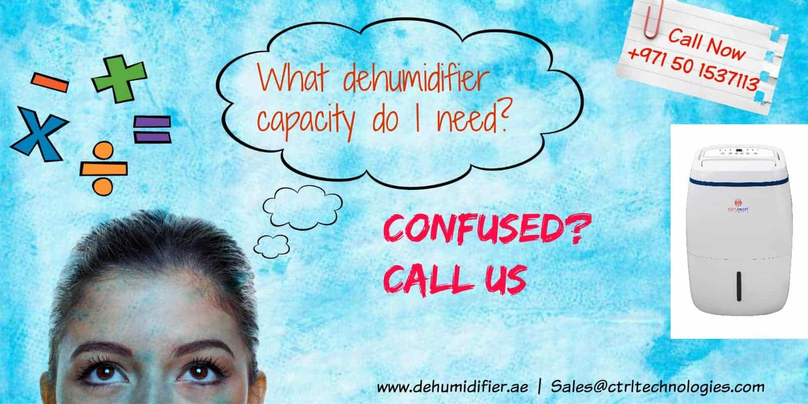 Dehumidifier calculation or Dehumidifier Sizing for home.