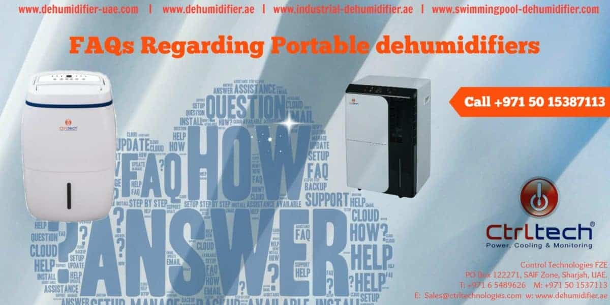 Room portable dehumidifier commong FAQs