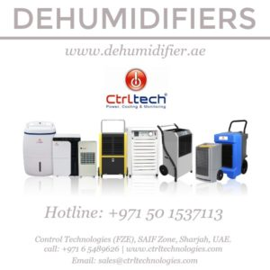 Dehumidifier supplier in UAE, Oman, Qatar, Saudi Arabia & Bahrain.