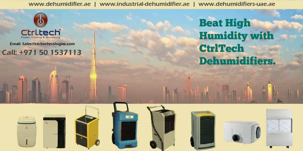 Dehumidifier UAE- how to select right dehumidifier supplier in UAE