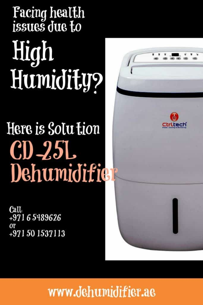 CD-25L dehumidifier Dubai price