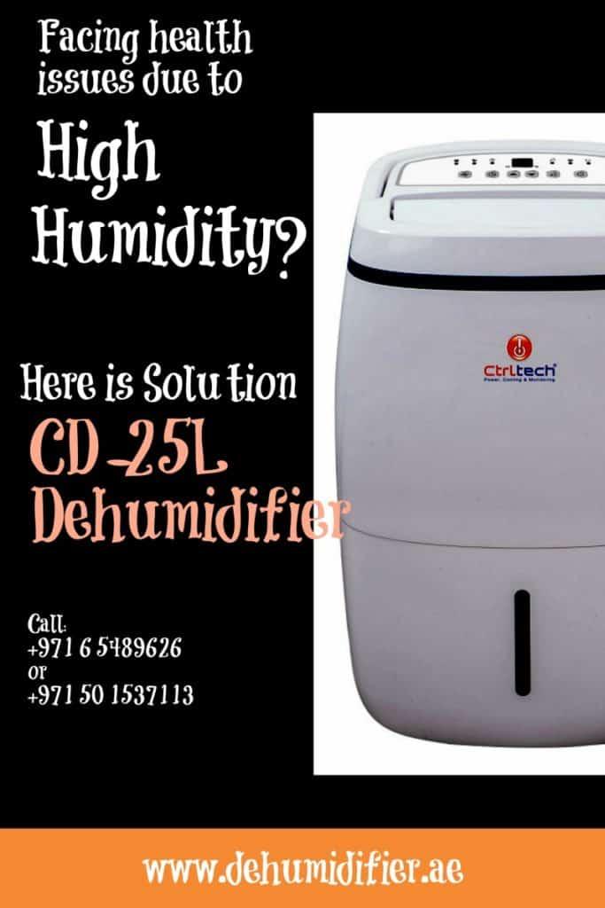 CD-25L dehumidifier Dubai price