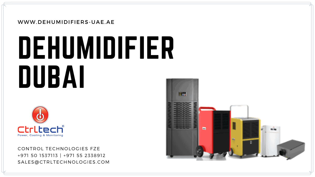 Dehumidifier in Dubai for home and offices.