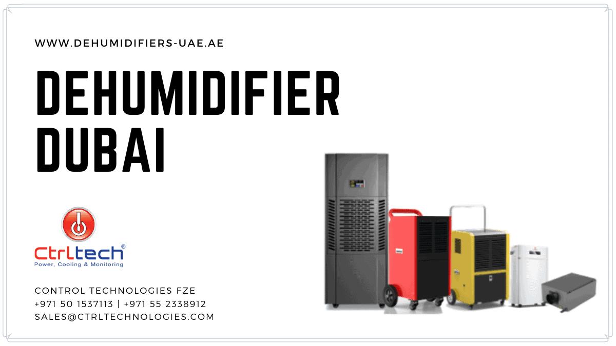 Dehumidifier in Dubai to reduce humidity.