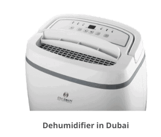 CD-25L Dehumidifier supplier in Dubai control panel.