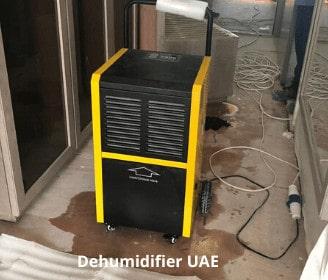 Dehumidifier in UAE to reduce moisture.