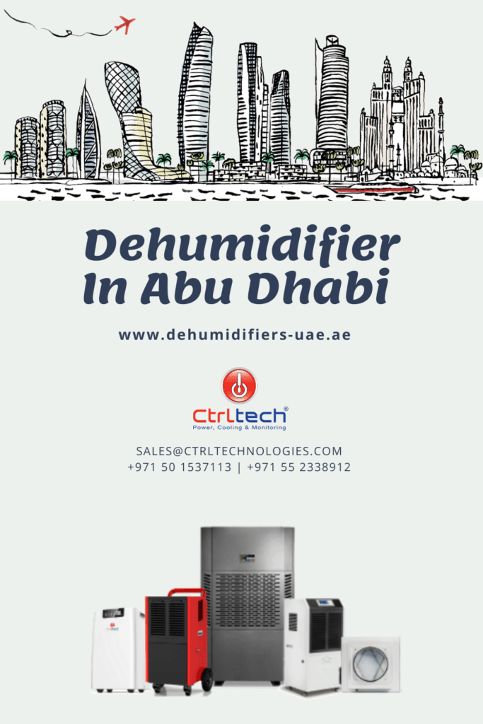 Dehumidifier supplier in Abu Dhabi, UAE.