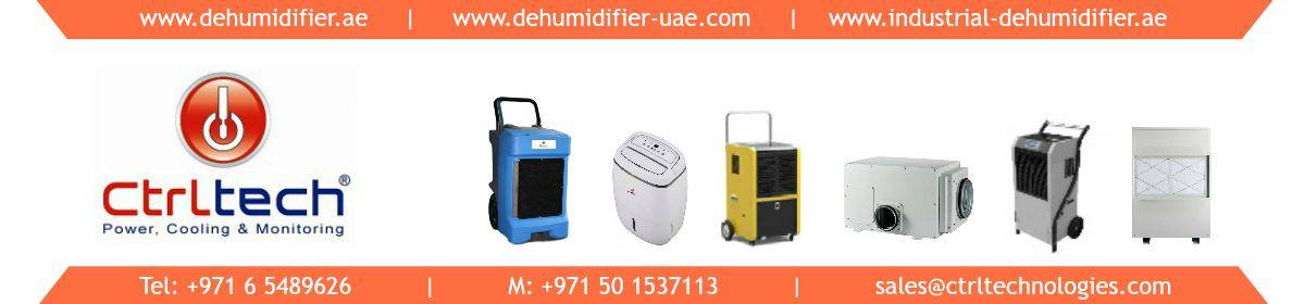 Dehumidifier in UAE, Oman, Qatar, Saudi Arabia & Bahrain.