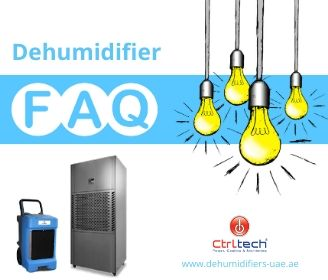 Industrial dehumidifier FAQ.