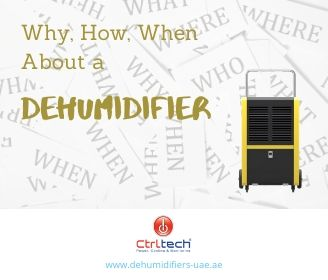 Know all about dehumidifier.