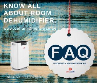 Room dehumidifier common questions.