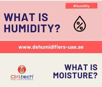 What is humidity or moisture.